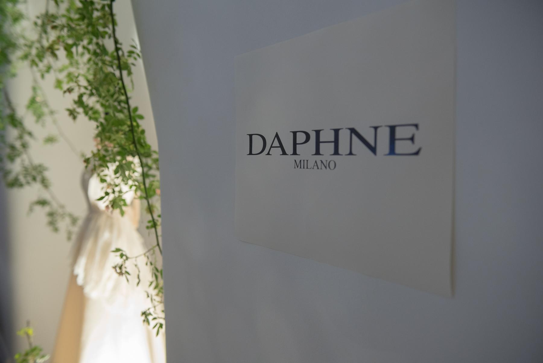 Sì, Sposa Italia: Collezione Daphne Milano