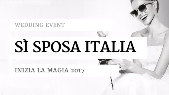 Inizia la magia della Bridal Week di Milano